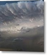 Mcconaughy Supercell Metal Print