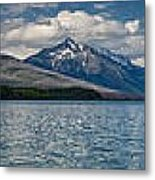 Mcdonald Lake Super Panorama Metal Print
