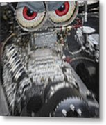 Mean Engine Metal Print