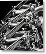 Mechanics Metal Print