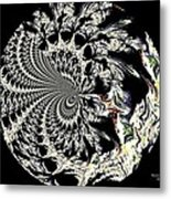 Medallion Metal Print
