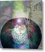 Medicine Bowl Metal Print