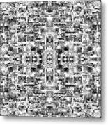 Meditative Alliance  Metal Print