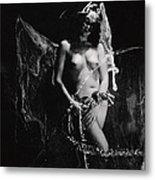 Melancholy Angel Metal Print