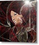 Melanie Amaro Metal Print
