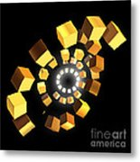 Melody And Harmony Metal Print