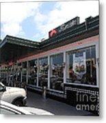 Mel's Drive-in Diner In San Francisco - 5d18041 Metal Print