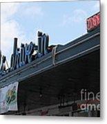 Mel's Drive-in Diner In San Francisco - 5d18042 Metal Print