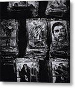 Mementos From A Cuban Revolution Metal Print