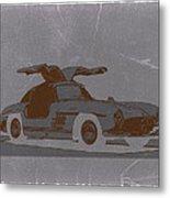 Mercedes Benz 300 Metal Print
