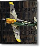 Messerschmitt Metal Print