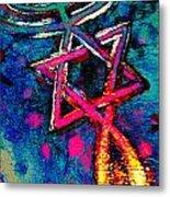 Messianic Colors Metal Print