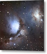 Messier 78, Also Known As Ngc 2068 Metal Print