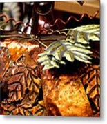 Metal Art 4 Metal Print by Karen M Scovill