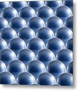 Metal Spheres, Abstract Artwork Metal Print