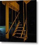 Metal Staircase Metal Print