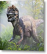 Metriacanthosaurus Metal Print