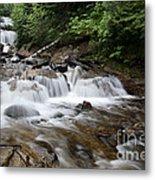 Michigan Waterfall Metal Print