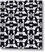 Mickey's Pandamonium Metal Print