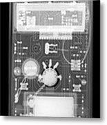 Microprocessor Metal Print