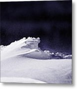 Midnight In January Metal Print by Susan Capuano