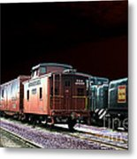 Midnight Rest Metal Print