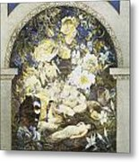 Midsummer Fairies Metal Print by Etheline Dell