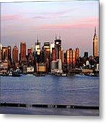 Midtown Manhattan 02 Metal Print