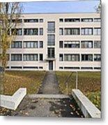 Mies Van Der Rohe Building Stuttgart Weissenhof Metal Print