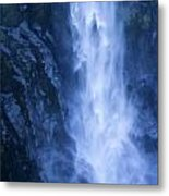 Milford Sound New Zealand Metal Print