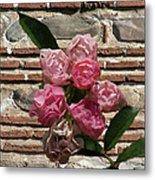 Mini Flowers Metal Print
