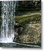 Minnehaha Falls Metal Print