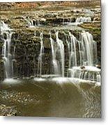 Minneopa Upper Falls 18 Metal Print