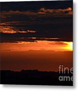 Minnesota Sunset 6 Metal Print