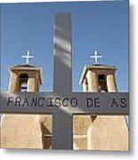 Mission Of San Francisco Metal Print