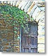 Mission San Jose San Antonio Texas Metal Print