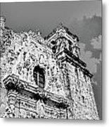 Mission San Jose San Antonio Tx Metal Print