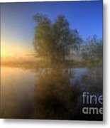 Misty Dawn 1.0 Metal Print