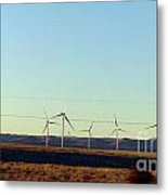 Modern Blinding Power B Metal Print