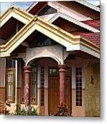 Modern Minehasa Home 1 Metal Print
