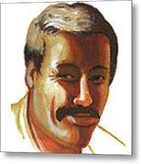 Mohammed Lakhdar Hamina Metal Print
