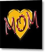 Mom 2 Metal Print