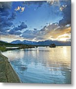 Mono Lake Majesty - California Metal Print by Brendan Reals