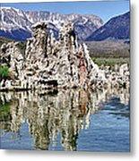 Mono Lake Yosemite Metal Print