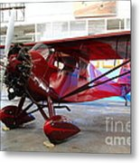 Monocoupe 110 . 7d11149 Metal Print by Wingsdomain Art and Photography