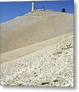 Mont Ventoux.provence Metal Print by Bernard Jaubert