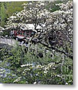 Montreat In Spring Metal Print