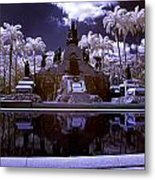 Monument To The Battle Of Carabobo Metal Print