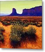 Monument Valley 1 Metal Print