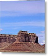 Monument Valley Mesa  Metal Print